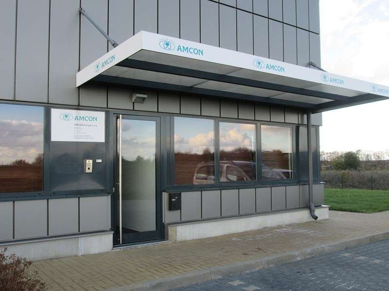 April 2011. Established the European-based subsidiary company, AMCON Europe s.r.o.