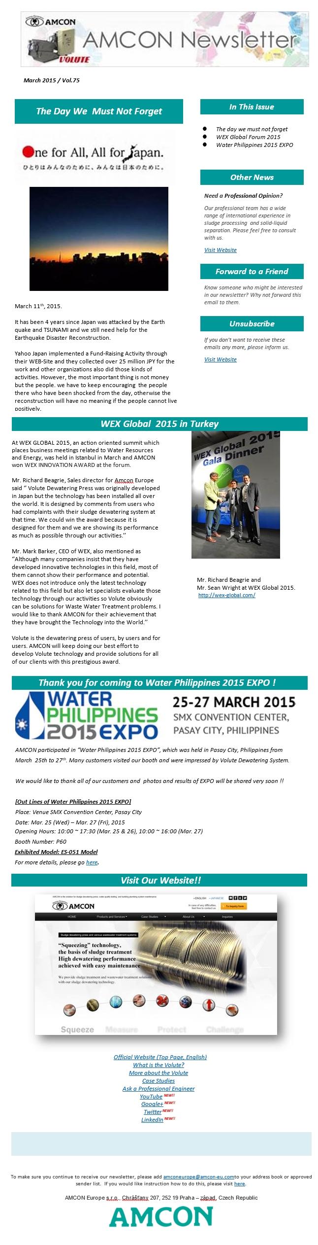 Newsletter 3-2015