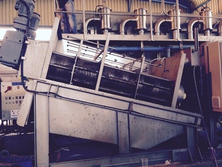 VOLUTE™ Dewatering Press ES-352-SA-CE
