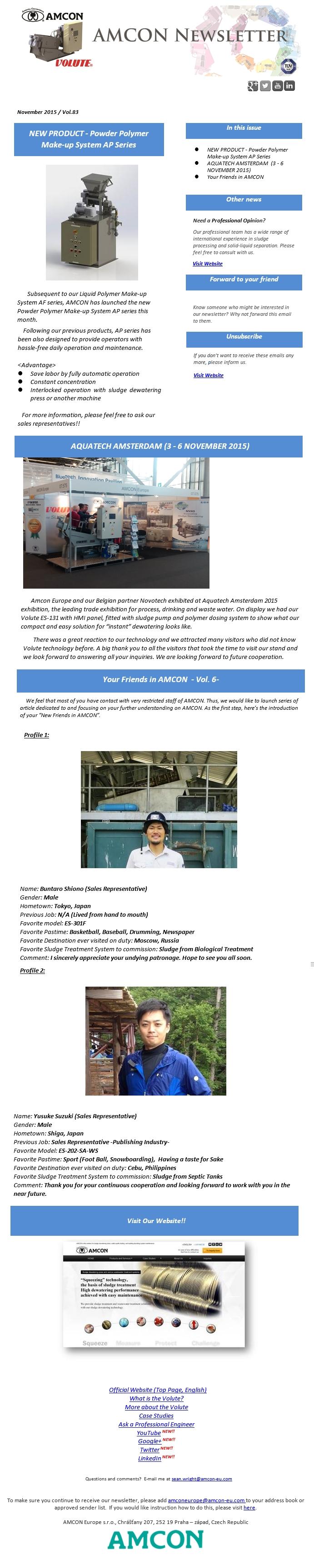 Newsletter 11-2015