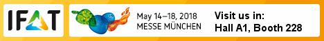 , Společnost AMCON bude vystavovat na veletrhu IFAT 2018 v Mnichově v Německu, AMCON Europe s.r.o.