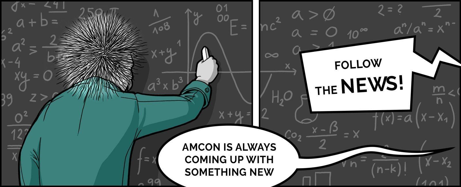 Amcon News, News, AMCON Europe s.r.o.