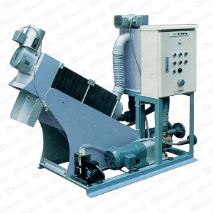 Volute Dewatering Press/Thickener