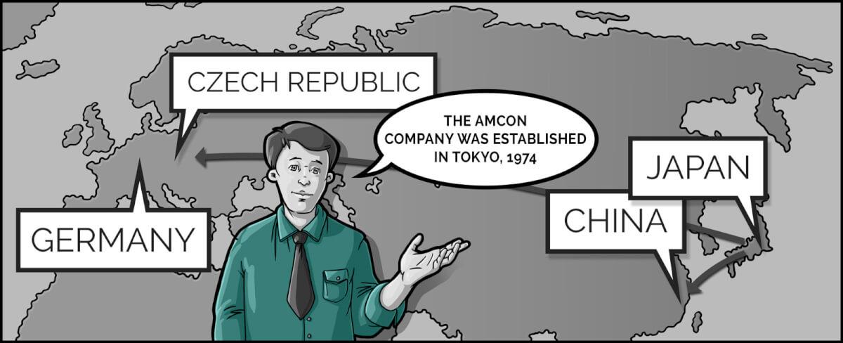 AMCON contact information