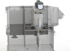 Thickening flocculation unit - GS series