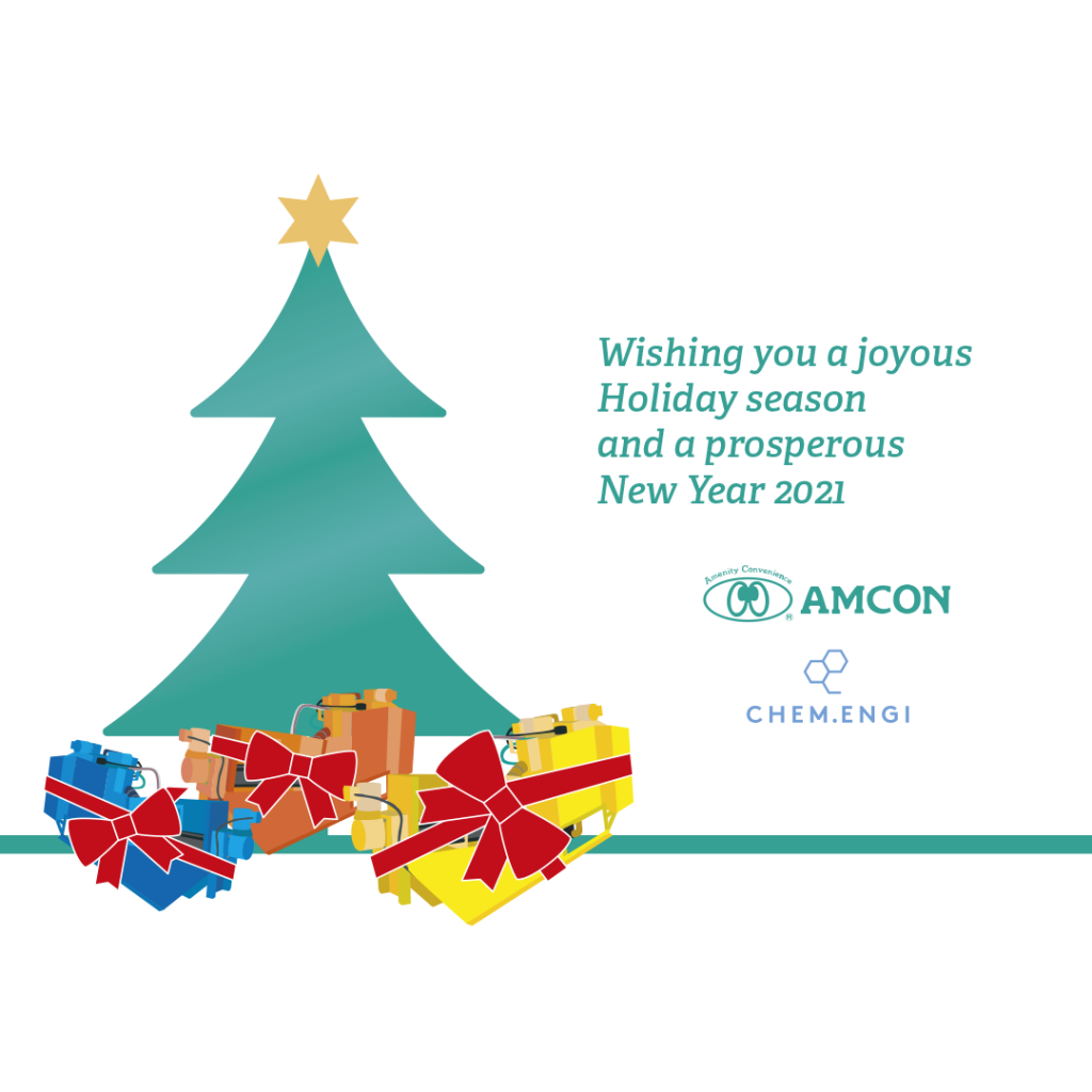 Season´s greeting from Amcon