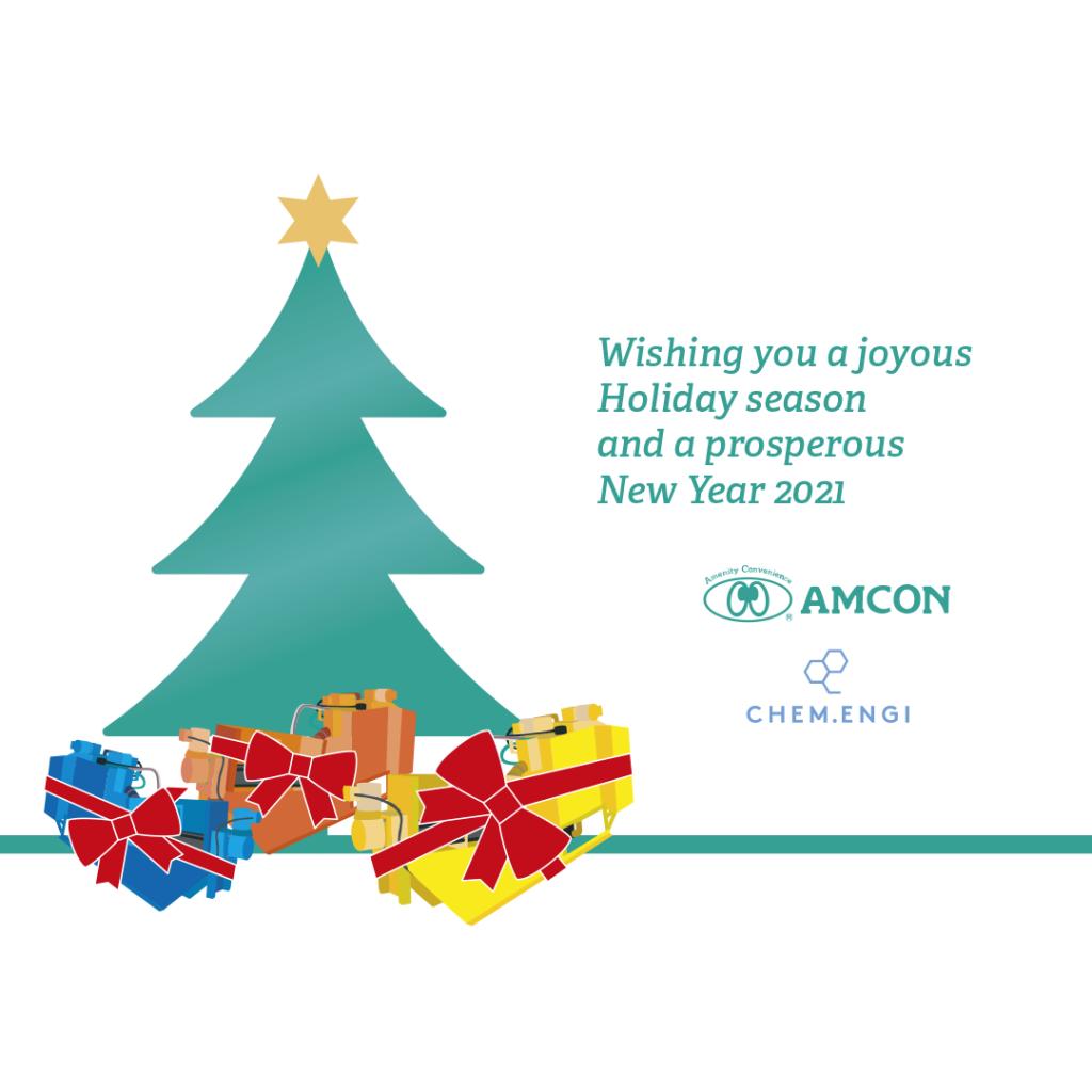 Season´s greeting from Amcon