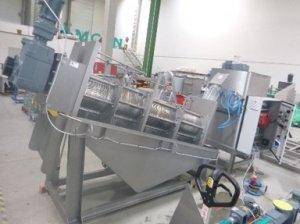 VOLUTE dewatering press ES-401